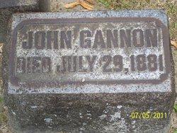 """John """"Jack"""" Gannon"""