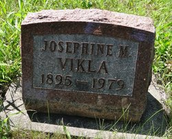 Josephine M <I>Andrysek</I> Vikla