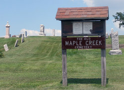 Maple Creek Cemetery Number 1