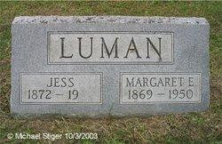 """Margaret Ellen """"Maggie"""" <I>Allen</I> Luman"""