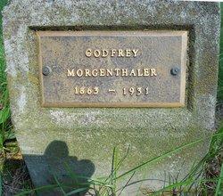 """Godfrey """"Godfried"""" Morgenthaler"""