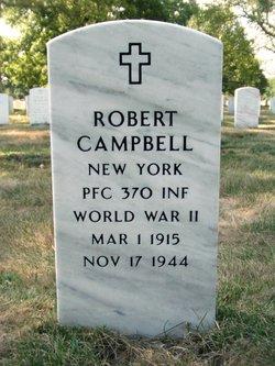 PFC Robert Campbell