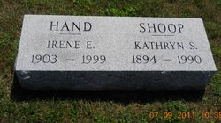 Irene E. Hand