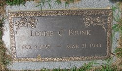 Louise Crockett Brunk