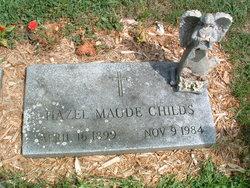 Hazel Maude <I>Weekley</I> Childs