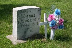 Anna <I>Reitober</I> Reibestein