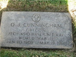 PFC Quincy James Cunningham