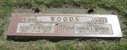 Orrin L Woods