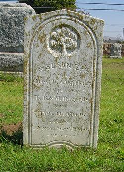 Susan E. <I>Records</I> Walker