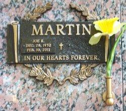 Joe R. Martin