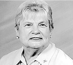 Betty Lou <I>Weider</I> Fulton