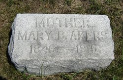 Mary B. Akers