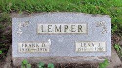 Lena <I>Snodgrass</I> Lemper