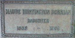 Maude <I>Huntington</I> Dorrian