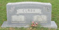 Pauline Mary <I>Hooper</I> Clark