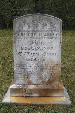 Eugene Irving Alley