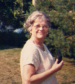 Olive Mary <I>Mueller</I> Hawley