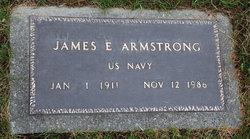 """James Emmett """"Jim"""" Armstrong, Sr"""