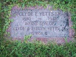 Clyde E Yetts, Sr