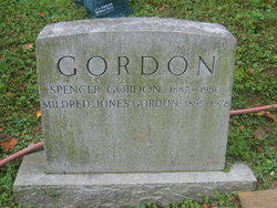 Mildred <I>Jones</I> Gordon