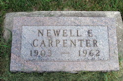 Newell Edward Carpenter