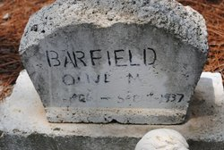 Olive M Barfield