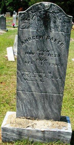 Jacob Andrew Baker