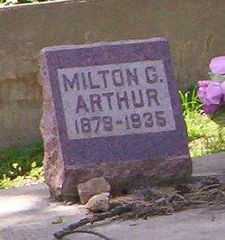 Milton G Arthur