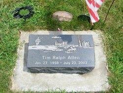 Sgt Tim Ralph Allen