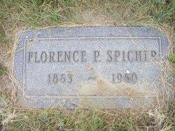 Florence Pearl <I>Rankin</I> Spicher