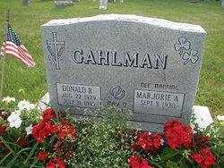 Marjorie A. <I>Manning</I> Gahlman