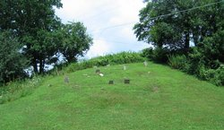 Old Three Forks Baptist Church Cemetery