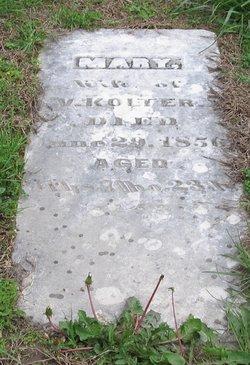 Mary Louisa <I>Ploch</I> Kolter