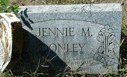Emma Jennie <I>Bales</I> Donley