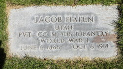Jacob Hafen, Jr