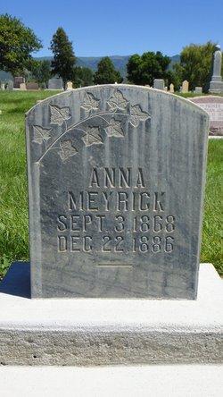 Anna Meyrick