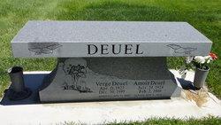 """Verge """"Mr. Rooster"""" Deuel"""