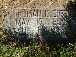 Truman E Bird