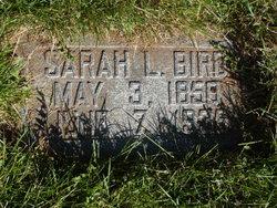 Sarah L Bird