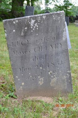 Lucy <I>Dexter</I> Chaney
