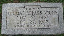 Thomas Repass Brunk