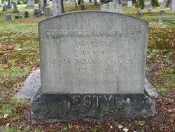 Emily Susannah <I>March</I> Esty