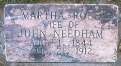 Martha Rose <I>Turner</I> Needham