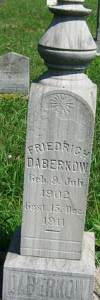 Friedrich Daberkow