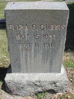 Eliza <I>Barnum</I> Curtis