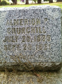 Almeron Perry Churchill