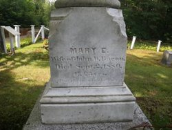 Mary Eliza <I>Corson</I> Bacon