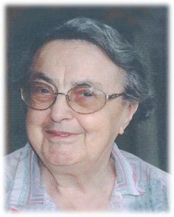 Alvina Elizabeth Bowron