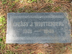 Cressy Jane <I>Shelton</I> Whittenberg