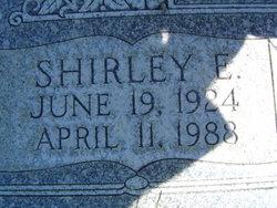 Shirley Ester <I>Kirby</I> Bentley
